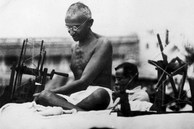 Gandhi + GEN AASIF