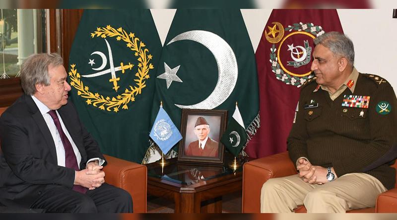 UN Chief thanks Pakistan