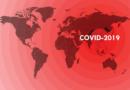 COVID-19-map