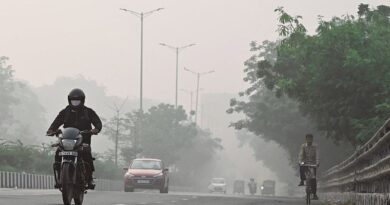 An international team of scientists calculated that pollution levels are heading back up and for the year will end up between 4pc and 7pc lower than 2019 levels. — AFP/File