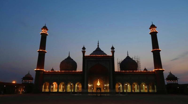 Delhi's Jama Masjid