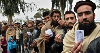 AFGHAN REFUGEES: CRISES AND WAY FORWARD