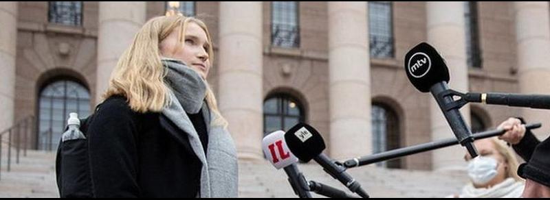'گرلز ٹیک اوور': 16 برس کی ایوا مورتو جو ایک دن کے لیے فن لینڈکی وزیراعظم بن گئیں