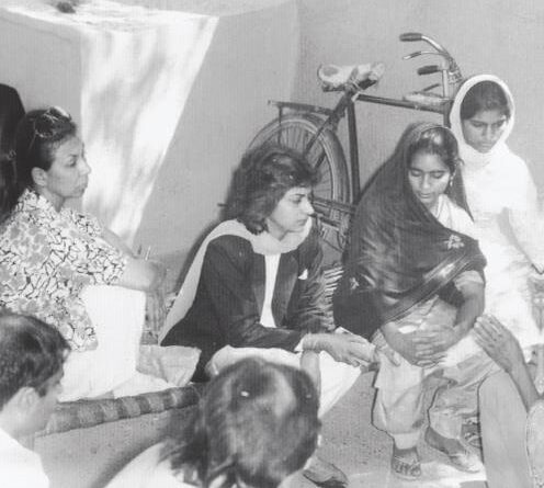 A Brief History Of The Women's Movement In Pakistan